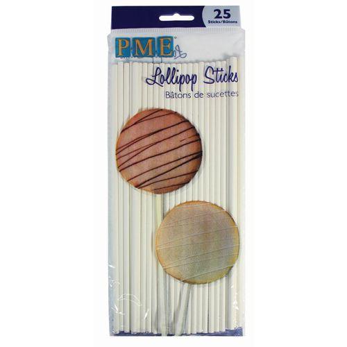 Lollipop Sticks 20 cm