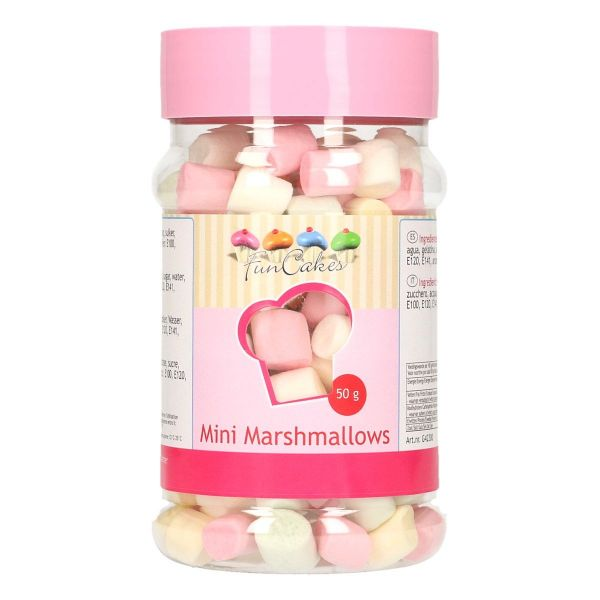 Mini Marshmallows - 50g