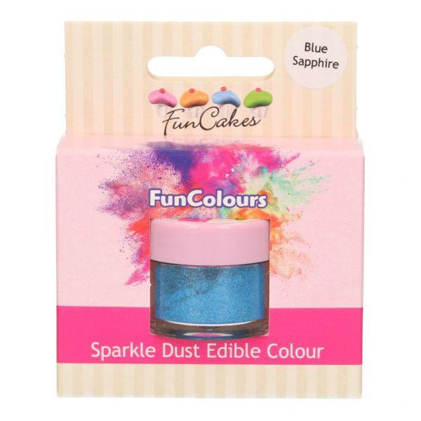 FC Sparkle Dust Blue Saphire