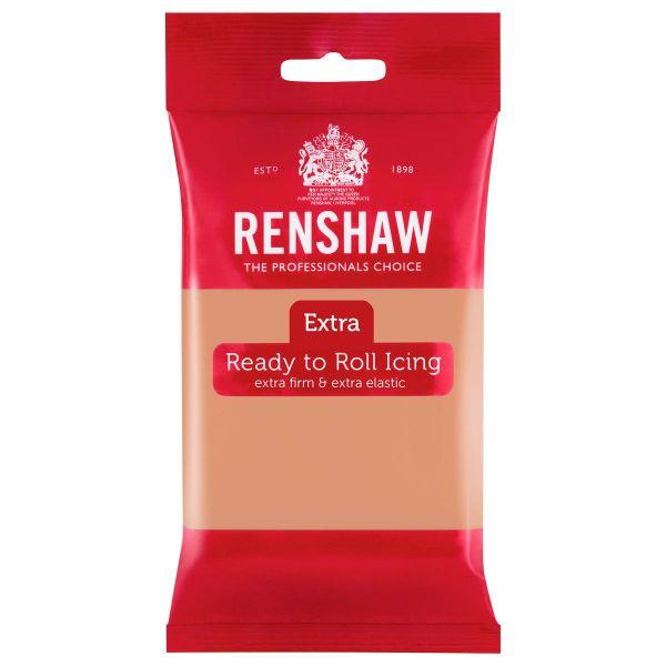 Renshaw Rollfondant Extra Skin Tone 250 g