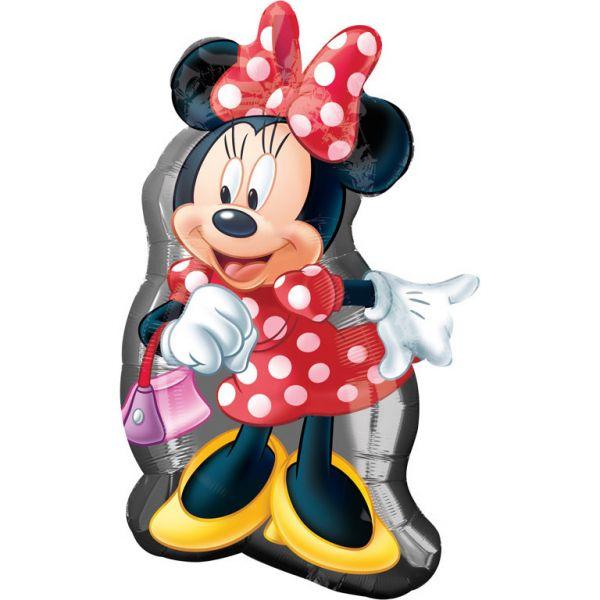 Minnie Full Body Folienballon 48 X 81 cm