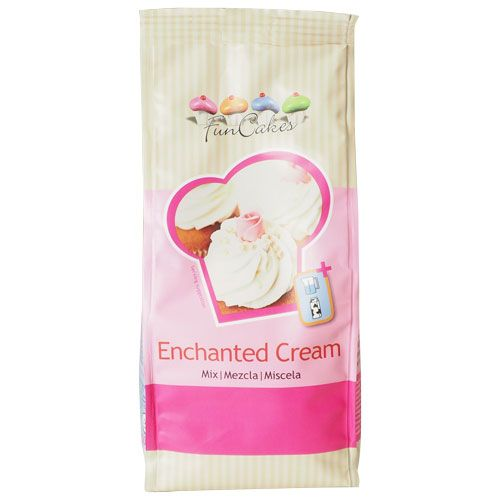 Backmischung Enchanted Cream 450G