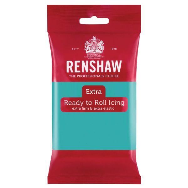 Renshaw Rollfondant Extra Jade Green 250 g