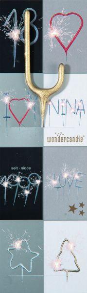 J - Wondercandle