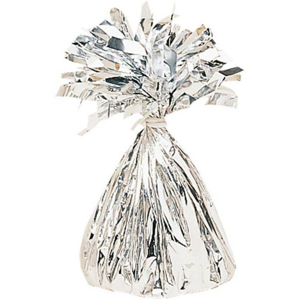 Ballongewicht Foil Silver 170 G
