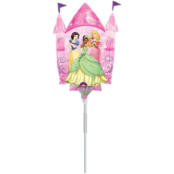 Prinzessinen Mini-Folienballon