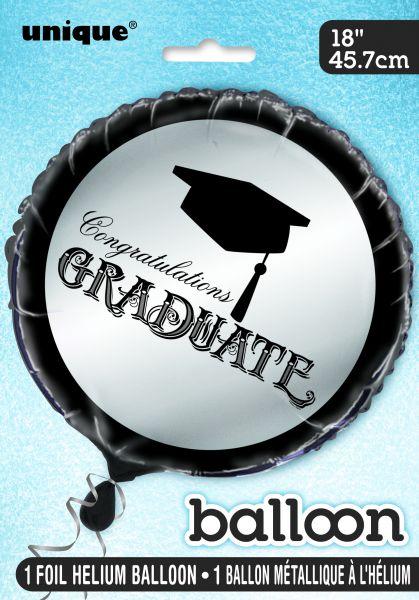 Simply Grad Folienballon 43 cm