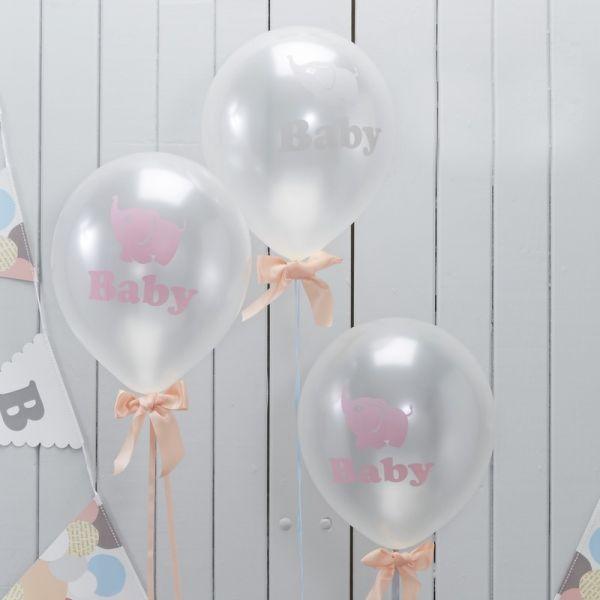 Baby Shower Ballon Little One