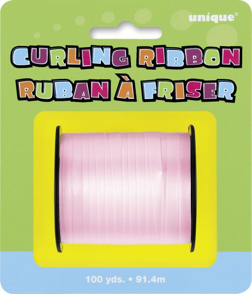 Ringelband Pastel Pink 90 M