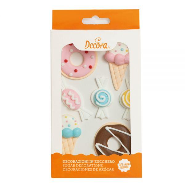 Zuckerdeko sweets