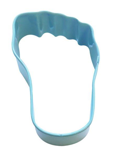 Ausstecher Baby Fuß Blue