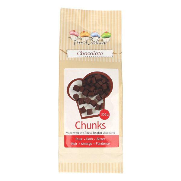 Chocolate Chunks Dark 350 g