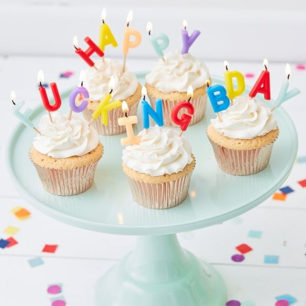 Fucking Birthday Kerze
