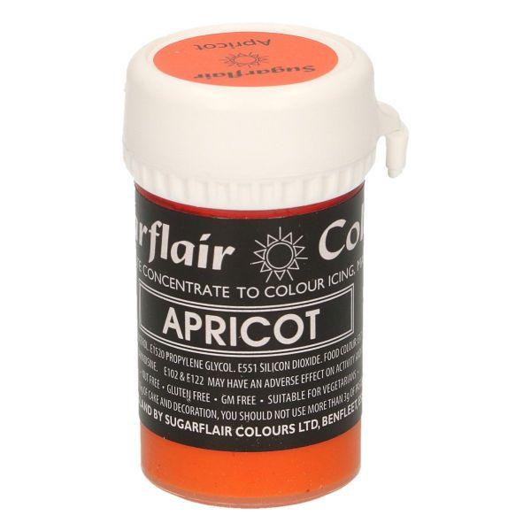 Sugarflair Pastenfarbe Pastel - Apricot