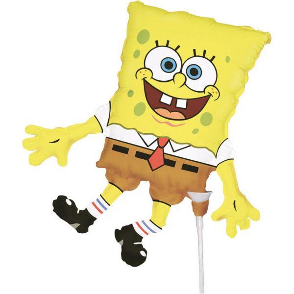 Spongebob Mini-Folienballon