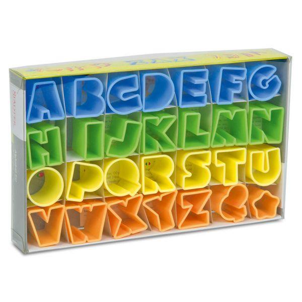 Buchstaben Austecher Set