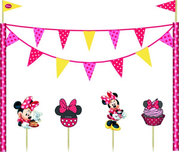 Minnie Cafe, Cake Kit