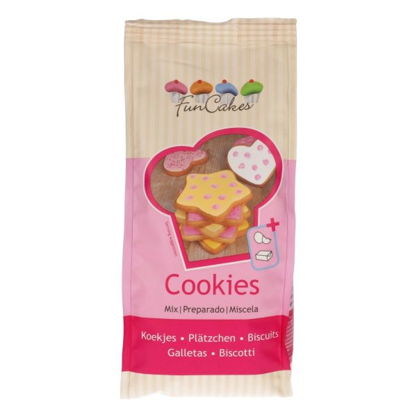 Backmischung Cookies 500 g