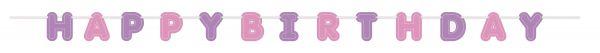 Pastel Happy-Day Banner 274 cm
