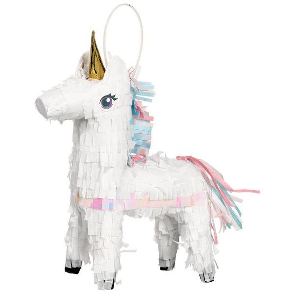 Mini-Deko Pinata Unicorn