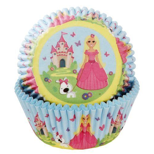 HOM Muffin Förmchen Prinzessin