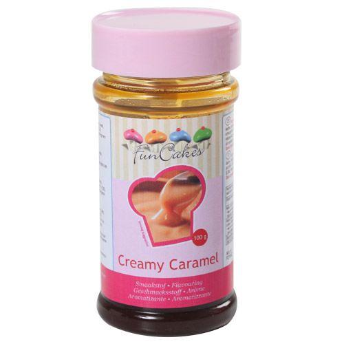 Aroma - Creamy Karamell 100 g
