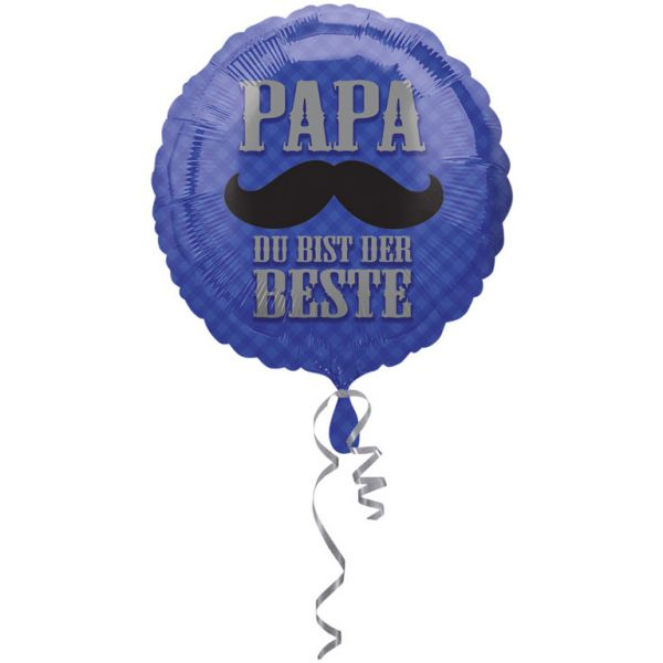 Papa Folienballon 43cm