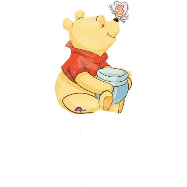 Winnie Pooh Mini-Folienballon