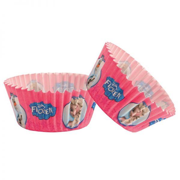 Muffin Papierförmchen Frozen