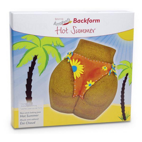Hot Summer Backform 26 cm