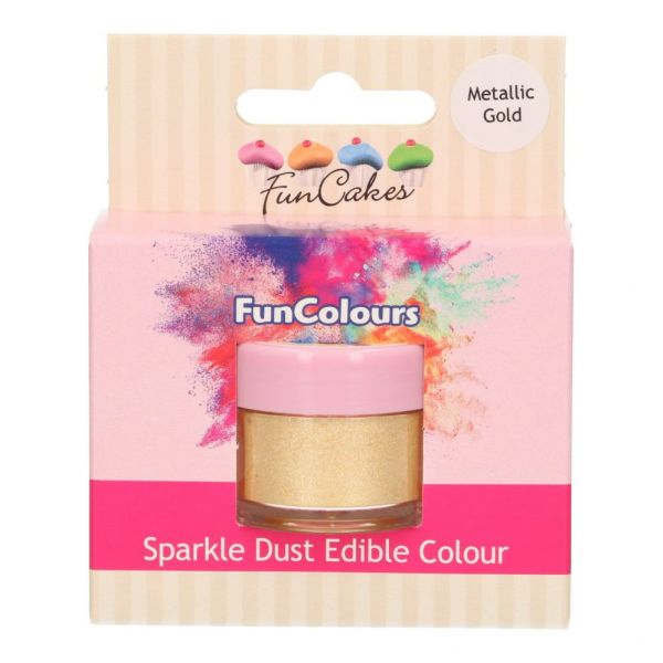 FC Sparkle Dust Metallic Gold