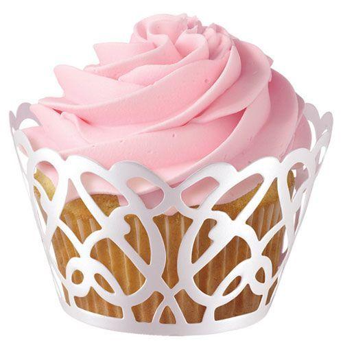 Cupcake Wrapper Pearl