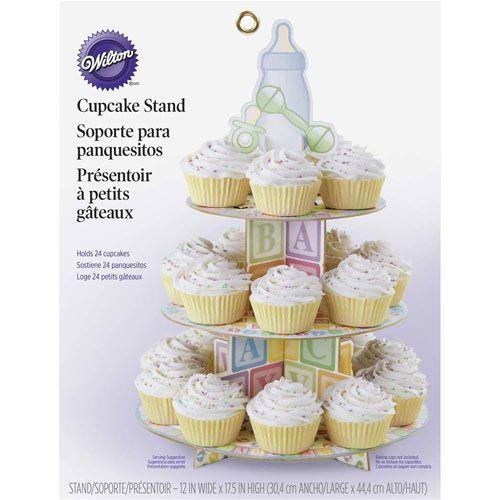 Cupcake Ständer Baby