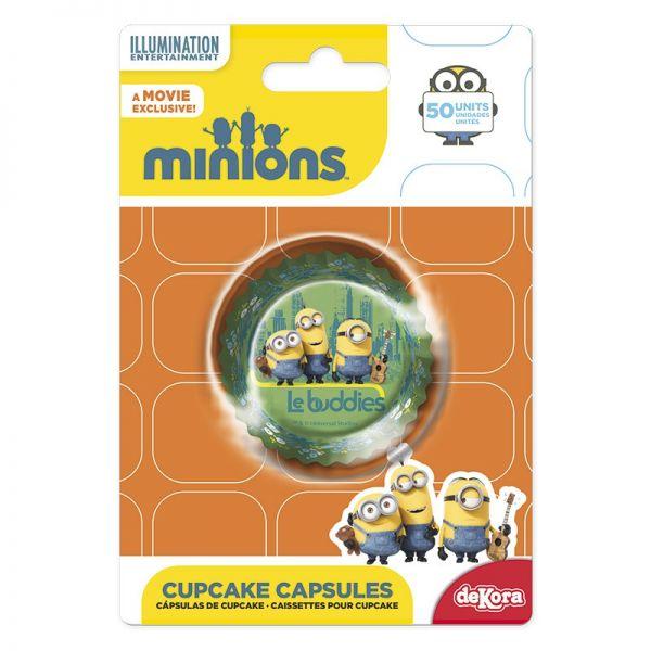 Muffin Förmchen Minions