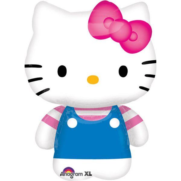 Hello Kitty Mini-Folienballon