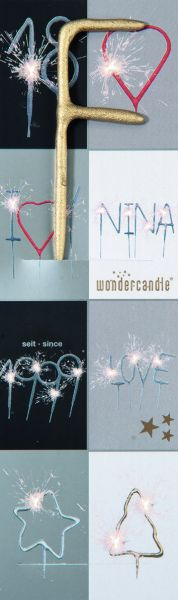 F - Wondercandle