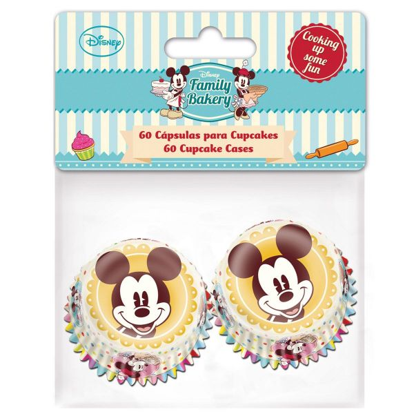 Muffin Förmchen Mickey Mouse Mini