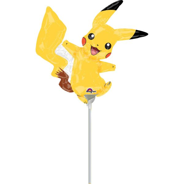 Pikachu Mini-Folienballon