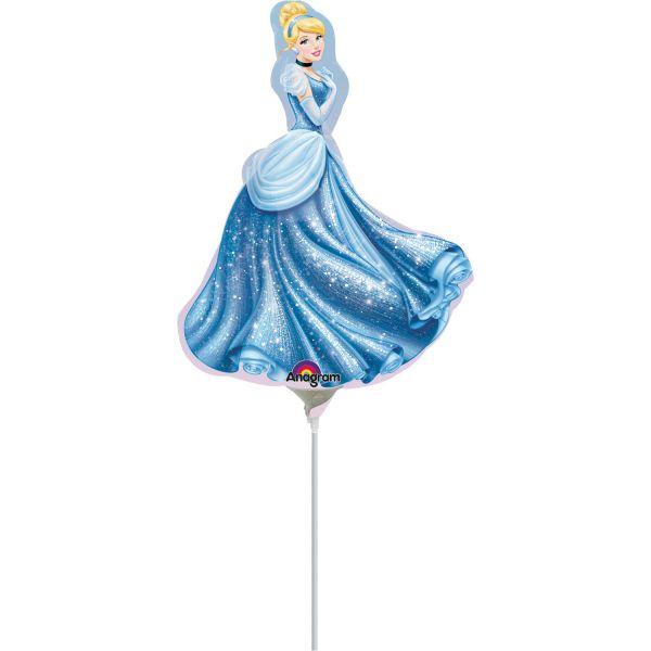 Cinderella Mini-Folienballon