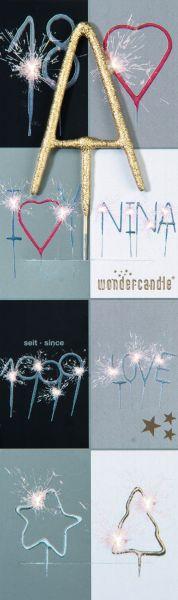 A - Wondercandle