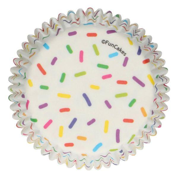 FC Muffin Förmchen Sprinkles