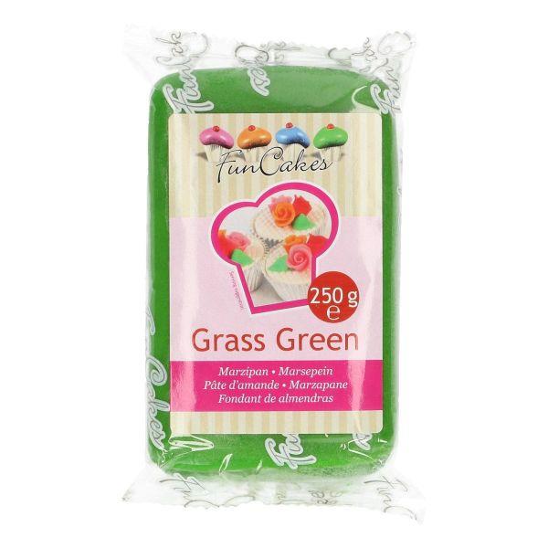 Marzipan Grass Green 250 g