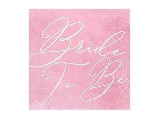 Servietten Bride To Be