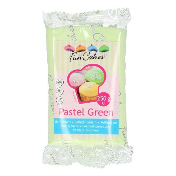 Rollfondant Pastel Green 250 g
