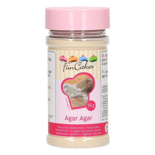 FC Agar Agar 50 g