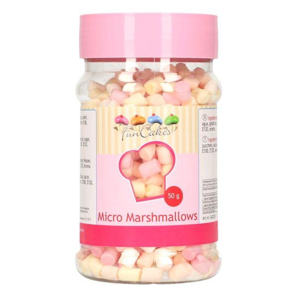 Mikro Marshmallows 50g