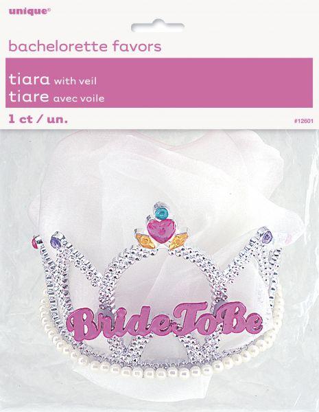 Bride To Be Tiara Hochzeit 365 cm