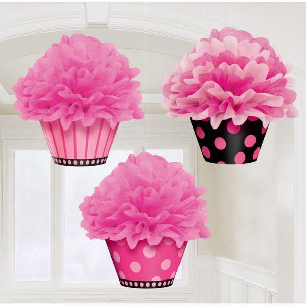 Fluffy Cupcakes Oh so Fabulous 26 cm/3