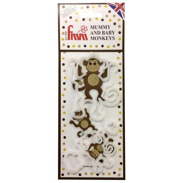 FMM Ausstecher Baby Monkey