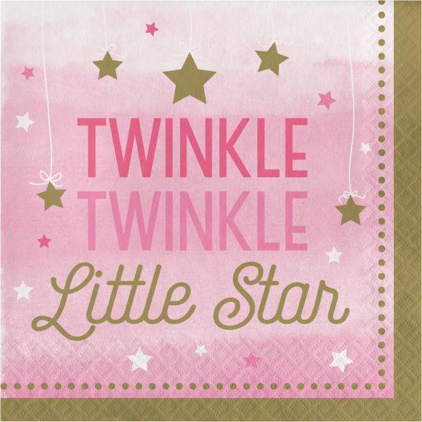 Twinkle - Girl Twinkle Servietten/16